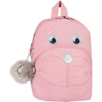 Sacs Fille Sacs à dos Kipling SAC A DOS MINI BACK TO SCHOOL 110-00000253 BRIDAL ROSE