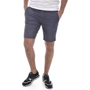 Vêtements Homme Shorts / Bermudas Guess Bermuda Homme Chino M92D05 Gris (rft)