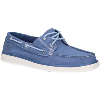 Chaussures Homme Chaussures bateau Timberland A2C88 GATEWAY PIER Azul