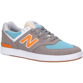 Chaussures Homme Multisport New Balance AM574PGO Gris