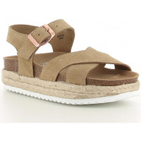 Chaussures Fille Sandales et Nu-pieds Funhouse 850-12593-2 taupe Beige