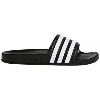 Chaussures Enfant Claquettes adidas Originals ADILETTE J / NOIR Noir