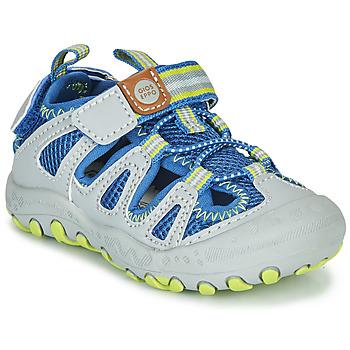 Chaussures Enfant Sandales sport Gioseppo MEXICALI Gris / Bleu