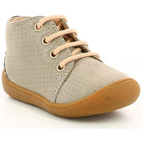 Chaussures Boots Aster Pistile BEIGE/GRIS