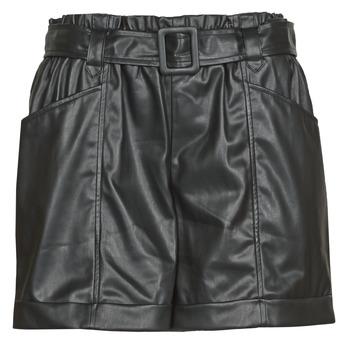 Vêtements Femme Shorts / Bermudas Liu Jo WF0104-E0392 Noir