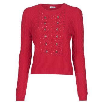 Vêtements Femme Pulls Liu Jo MF0156-MA88J Rouge
