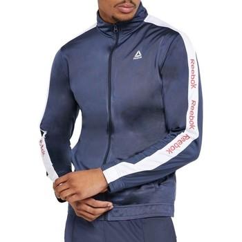 Vêtements Homme Vestes / Blazers Reebok Sport FI1941 Bleu