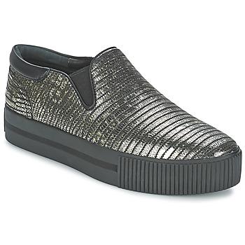 Chaussures Femme Slip ons Ash KARMA Noir