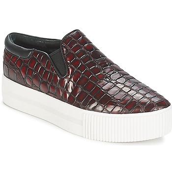 Chaussures Femme Slip ons Ash KARMA bordeaux