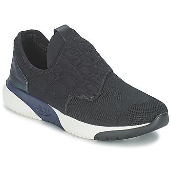 Chaussures Femme Baskets basses Ash SODA Noir / Bleu
