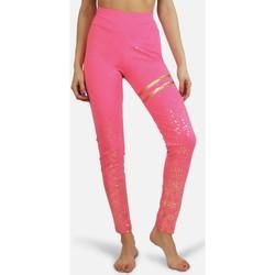 Vêtements Femme Leggings Kebello Legging doré Taille : F Rose S Rose