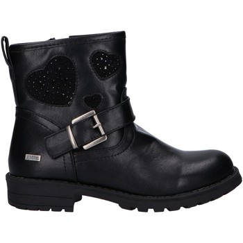 Chaussures Fille Bottines MTNG 47857 Negro