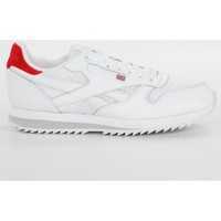 Chaussures Homme Baskets basses Reebok Sport cl leather hc Blanc