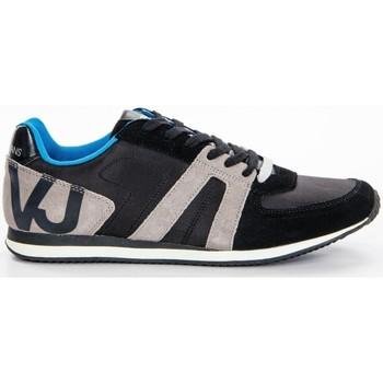 Chaussures Homme Baskets basses Versace linea Gris