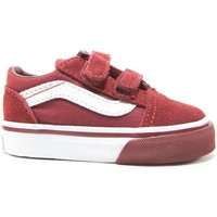 Chaussures Garçon Baskets basses Vans toddler old skool Bordeaux
