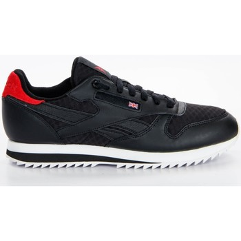 Chaussures Homme Baskets basses Reebok Sport cl leather hc Noir