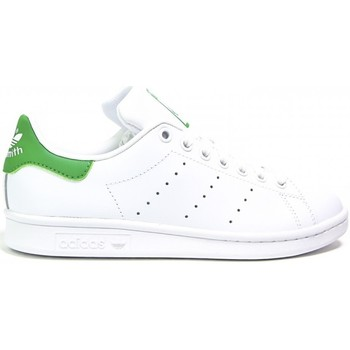 Chaussures Homme Baskets basses adidas Originals stan smith Vert