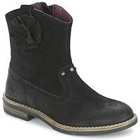 Chaussures Fille Boots Mod'8 NOLA Noir