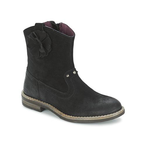 Bottines / Boots Mod'8 NOLA Noir 350x350