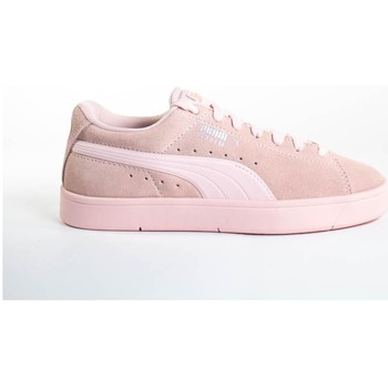 Chaussures Femme Baskets basses Puma suede 5 Rose