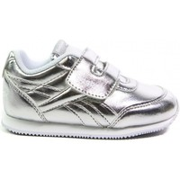 Chaussures Fille Baskets mode Reebok Sport royal classic jogger Argent