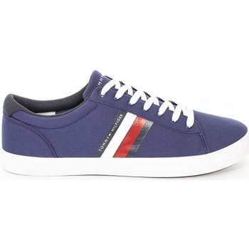 Chaussures Homme Baskets basses Tommy Jeans essential stripes detail Bleu