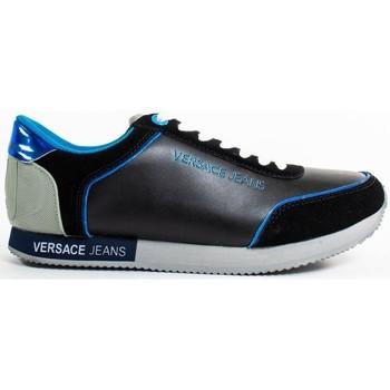 Chaussures Femme Baskets basses Versace linea Bleu
