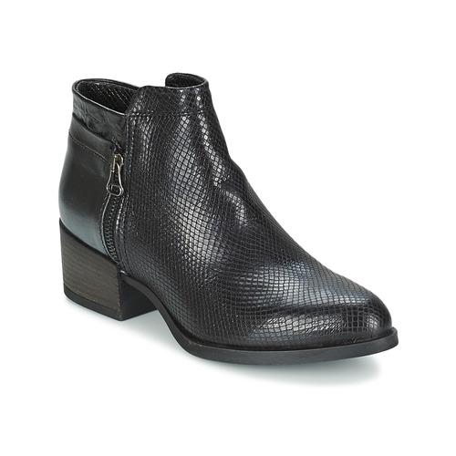 Chaussures Femme Bottines Mjus KAKANJ Noir