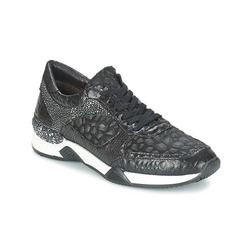 Chaussures Femme Baskets basses Mjus KRUPA Noir