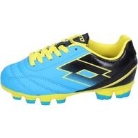Chaussures Garçon Football Lotto BM774 bleu