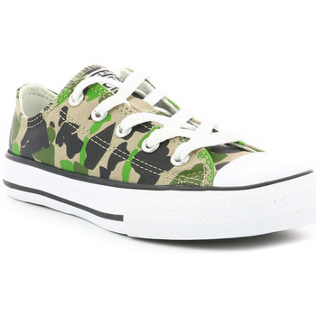 Chaussures Baskets basses Converse Chuck Taylor All Star Ox Ev KAKI