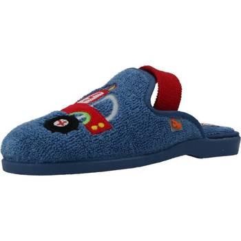 Chaussures Garçon Chaussons Vulladi 6110 052 Bleu