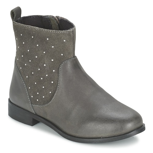 Bottines / Boots Citrouille et Compagnie BANMAL Gris 350x350