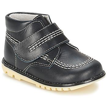 Bottines / Boots Citrouille et Compagnie MELIN Marine 350x350