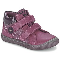 Chaussures Fille Boots Citrouille et Compagnie GALIS Rose