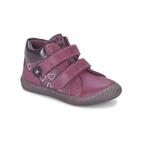 Bottines / Boots Citrouille et Compagnie GALIS Rose 350x350