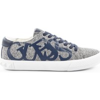 Chaussures Femme Baskets basses Guess printed logo Gris