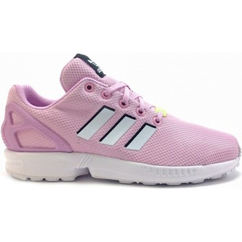 Chaussures Fille Running / trail adidas Originals zx flux j Rose