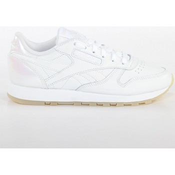 Chaussures Femme Baskets basses Reebok Sport cl leather Blanc