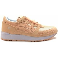 Chaussures Femme Baskets basses Asics gel lyte gs Rose
