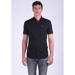 Vêtements Homme Chemises manches courtes Kaporal fogi Noir