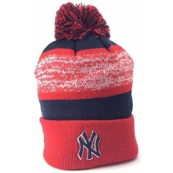 Accessoires textile Homme Bonnets New-Era snowfall yankees new york Rouge