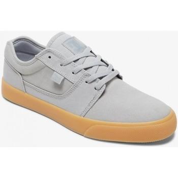 Chaussures Homme Chaussures de Skate DC Shoes TONIK TX grey grey Gris
