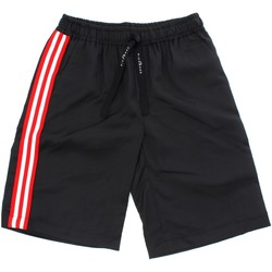 Vêtements Garçon Shorts / Bermudas Richmond Kids RBP20005BE Noir