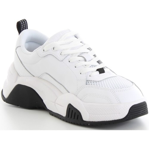 Chaussures Femme Baskets basses Versace Jeans Couture E0.VVBSF4.71519 blanc