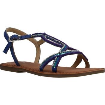 Chaussures Fille Sandales et Nu-pieds Gioseppo 39584G Bleu