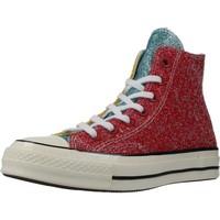 Chaussures Femme Baskets montantes Converse CHUCK 70 HI Rouge