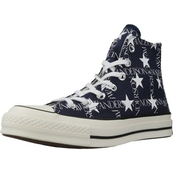 Chaussures Homme Baskets montantes Converse CHUCK 70 HI M0OD Bleu