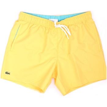 Vêtements Homme Maillots / Shorts de bain Lacoste MH6270 00 Jaune