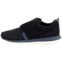 Chaussures Homme Baskets basses Nike Roshe Run NM - Ref. 631749-003 Noir